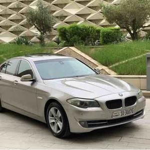 BMW 528i صبغ وكالة درجة أولى سته سلندر