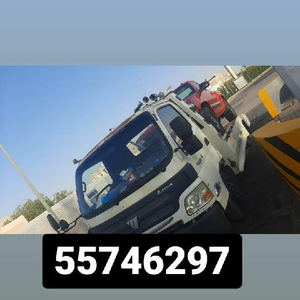 سطحه كرين ونش جابر الاحمد سعد العبدالله