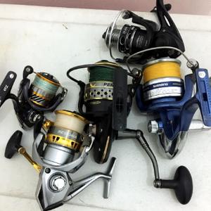 متوفر معدات صيد السمك مكاين سرف وتشخبط